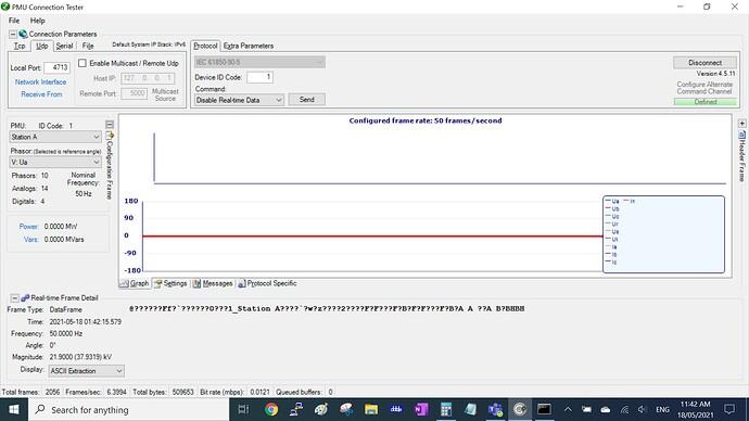 PMU Connection Tester_Laptop NOJA-150